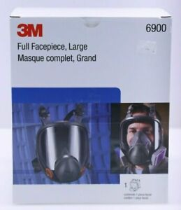 3M-6900-Large-Full-Face-Respirator-3M-Filters-included-Brand-New-in-Box