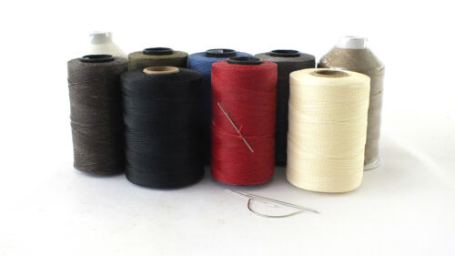 Upholstery thread Hand sewing waxed thread.Upholstery /& craft use. twine