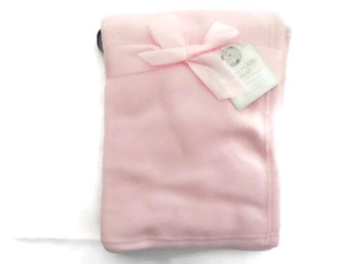 Abrigo del bebé//Manta Llano 75 X 100 cm Color Rosa 853