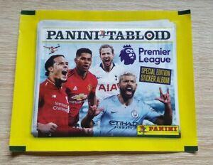 Panini-1-Tuete-Tabloid-Premier-League-2019-Bustina-Pochette-Packet-Pack-PL-19