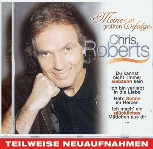 Chris Roberts Meine größten Erfolge  [CD]