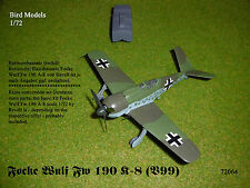 Focke Wulf Fw 190 K-8 (V99) 1/72 Bird Models ResinUMbausatz / resin conversion
