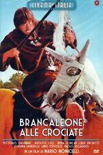 Dvd BRANCALEONE ALLE CROCIATE - (1969) ***Vittorio Gassman***....NUOVO