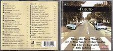 2 CD 31T TRIBUTE TO THE BEATLES ELTON JOHN/JOE COCKER/HENDRIX/CHER/CARPENTERS