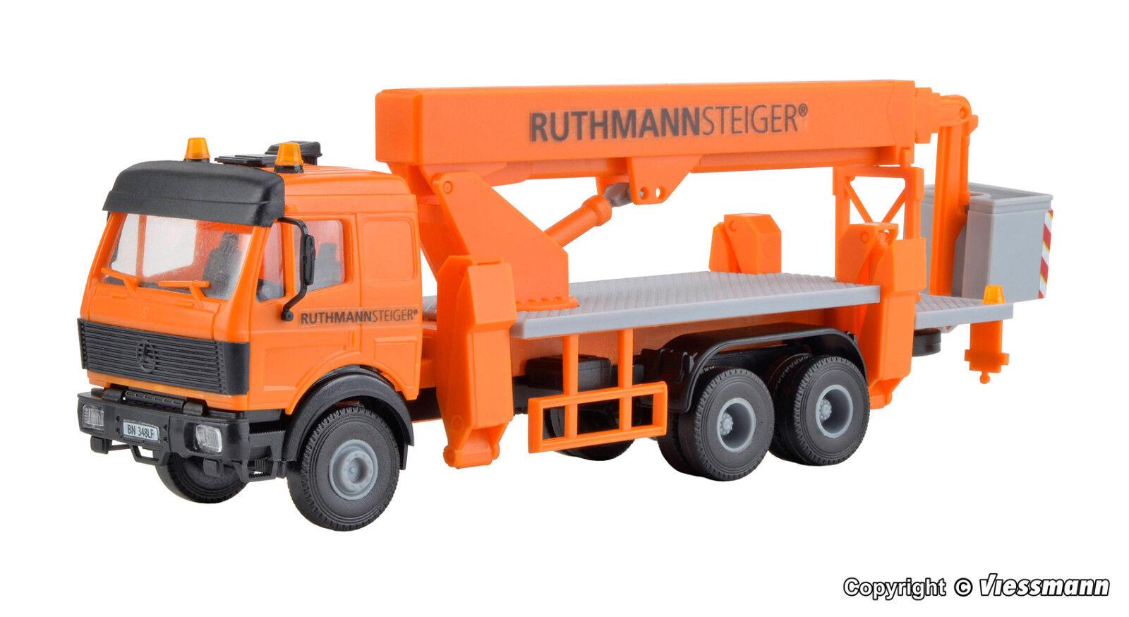 Kibri H0 15008 MB 3-a Ruthmann Steiger kommunal NEU OVP