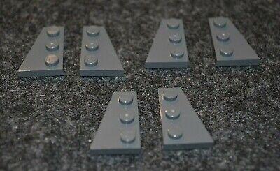 8 Dark Tan 2x3 Standard Plate Bricks ~ Lego ~ NEW ~