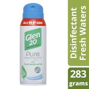 Glen 20 Air Disinfectant Pure Fresh Water 283g