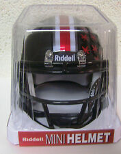 Ohio State Buckeyes Black Speed Mini Helmet Replica OSU - 2015 Alternate