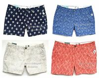 Old Navy Authentic Women's Mid-rise 5 Inseam Floral Shorts, All Sizes