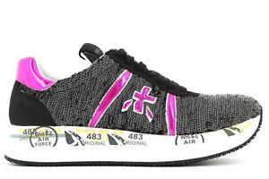 Premiata-scarpe-donna-sneakers-basse-CONNY-4503-P20