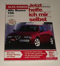 Reparaturanleitung Alfa Romeo 156 Twin Spark, V6 + JTD ab Baujahr 1997