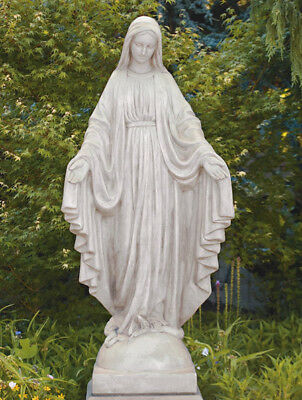 65 Quot Blessed Mother Virgin Mary Concrete Cast Stone