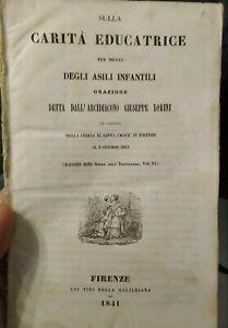 1841-GIUSEPPE-LORINI-DA-CORTONA-SULLA-CARITA-039-EDUCATRICE-NEGLI-ASILI-INFANTILI