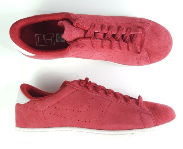 0a8c33e9f4d7fc NEW Nike Mens Tennis Classic CS Suede Shoes 829351-600 Sz 13 Varsity Red