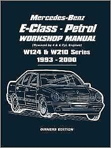 mercedes e class w124 200 220 280 300 e200 e220 e280 e300 owners rh ebay co uk Nissan UD 1800 Manual Nissan UD 1800 Manual
