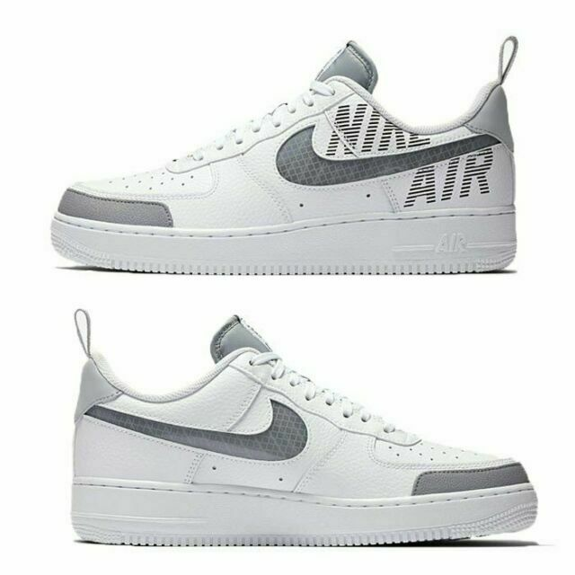Size 14 - Nike Air Force 1 Low Under Construction - White for sale ...
