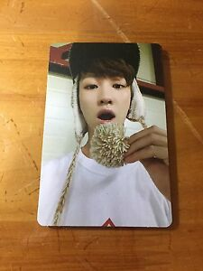 14 SEVENTEEN Special Album THANKS The8 Type-B Photo Card Official K-POP