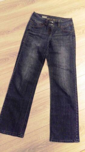 。☆*Cecil Damen Jeans medium blue  Gr 28☆*。 *G121*