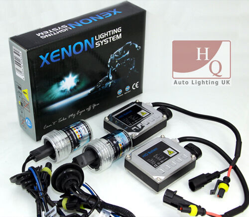 H7 6000K HID SUPER MINI BALLAST Xenon Conversion KIT D