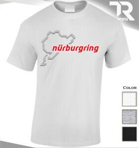 Nurburgring Hoodie Race Track Car Motorcycle Racing Sport Gift Graphic Unisex