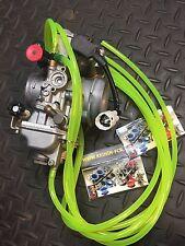 SUZUKI DRZ 400 Neon Yellow KEIHIN FCR Carburetor Vent Line DRZ400 400S 400SM