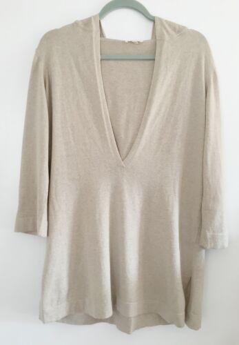 Eileen Fischer Hoodie Sweater, Cashmere Blend
