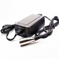24v 2a Battery Charger For Mongoose M350 Cosmic Fusion Hornet Rocket Scooter
