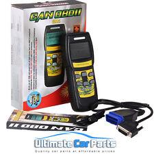 MOTORE auto Fault Scanner Diagnostica Automatico Codice Lettore OBD2 CAN BUS SCAN TOOL U581