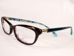 Eyeglasses Lilly Pulitzer Nori Teal Tortoise
