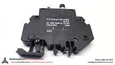 ALLEN BRADLEY 1492-GH005 SERIES B MINI CIRCUIT BREAKER .5 AMP #136303