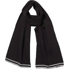 2d3a1bddda6 item 3 Kangaroo Poo Scarf With Striped Edge Black One Size TD093 XX 15 -Kangaroo  Poo Scarf With Striped Edge Black One Size TD093 XX 15