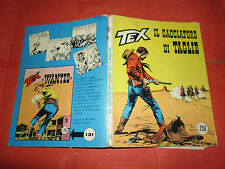 TEX GIGANTE da lire 250 in copertina N°130 c-ORIGINALE 1 edizione AUDACE BONELLI
