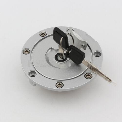 Fuel Gas Cap Cover Lock Key For Honda VFR800 2002-2009 03 04 05 06 07 US Stock