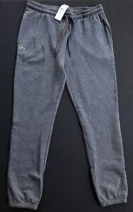 b966f23a16 Details about Men US Size XL / Tag XXL Lacoste Fleece Jogger Sweat Track  Pants GENUINE NEW