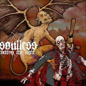 SOULLESS-Betray-the-Light-EP