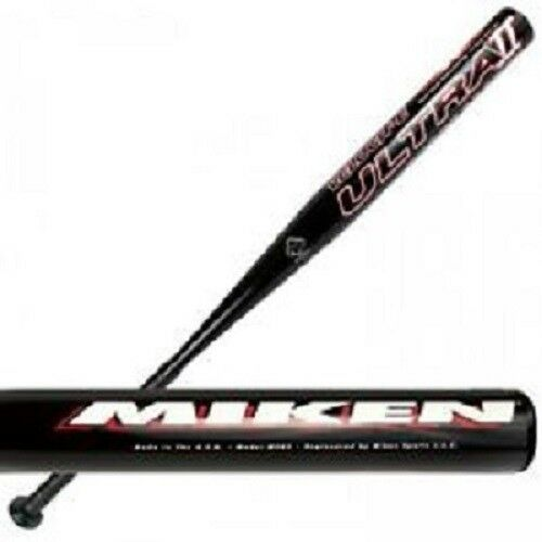 Miken Softball Ultra II MSU2 Senior SSUSA Slowpitch Softball Miken Bat - 34/26 211cc4