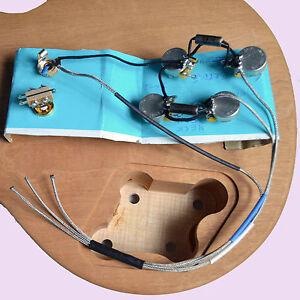 Electronique Cable Pour Les Paul Gibson Epiphone Lp Wiring Harness