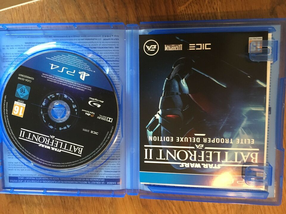 Playstation 4 Pro, Star Wars 1 TB, God