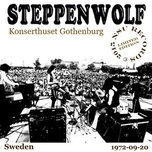 STEPPENWOLF-LIVE-IN-GOTHENBURG-SWEDEN-1972-SEPTEMBER-20th-LTD-CD