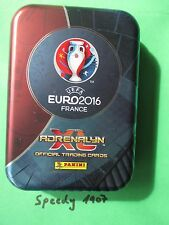 Panini UEFA Euro 2016  Pocket Tin Mini 30 Base Cards 1 limited Edition  Motiv 1