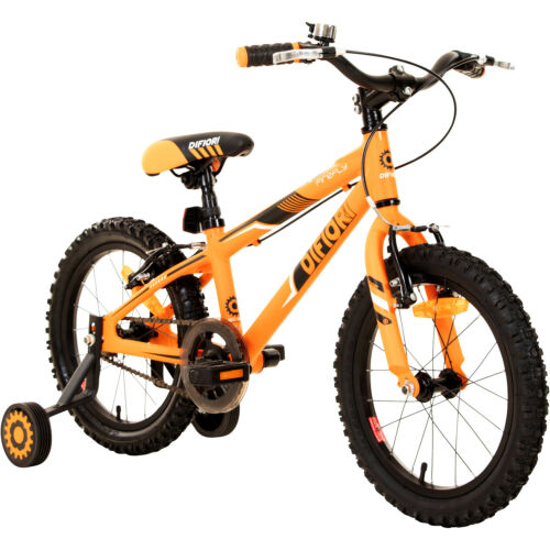 Kinderfahrrad 16 Zoll Kinder Fahrrad Jungen Difiori Firefly 16 Stützräder ab 4