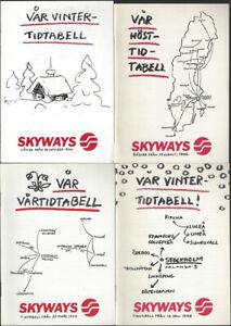 Skyways-timetable-lot-4-1994