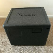 Cambro Epp280sw110 Cam Gobox Insulated Food Pan Carrier 236 Qt