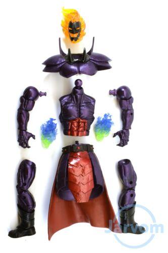 Marvel Legends 6 inch Build a Figure BAF Dormammu Parts Armor Individual Parts