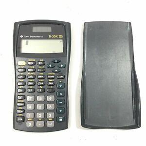 Texas-Instruments-TI-30X-II-S-Scientific-Calculator-Solar