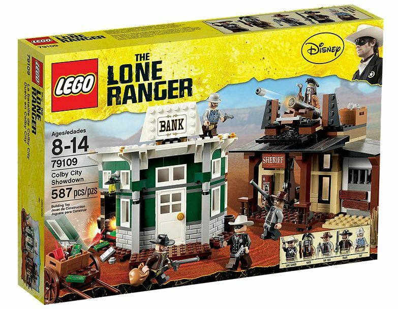LEGO® The The The Lone Ranger 79109 Colby City Showdown NEU OVP NEW MISB NRFB 36ac70