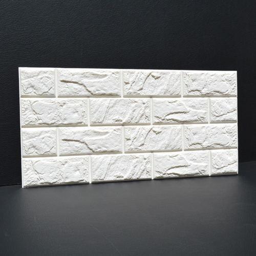 10x 3d Brique Etanche Auto-Adhésif Autocollant mur Panel Autocollant Décor