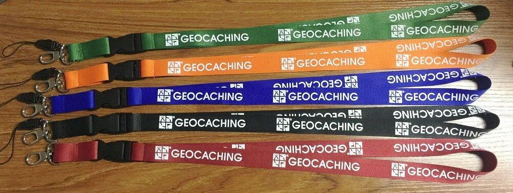 Geocahing Lanyard Bande de Clés 1 - 10 Pièce à à à partir de 2,49 € / Stk avec GPS 1a69dc