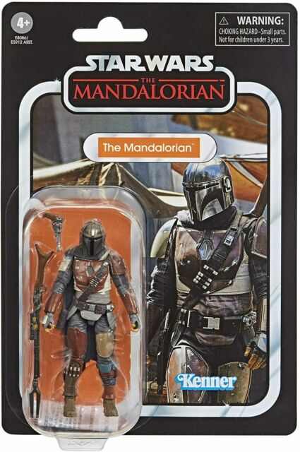 "Star Wars The Vintage Collection: The Mandalorian 3.75"" Figure"