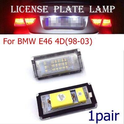 07-18 Nissan X Trail Rear Number Plate Bulbs Reg Plate Bulb Light Lights MK2//3